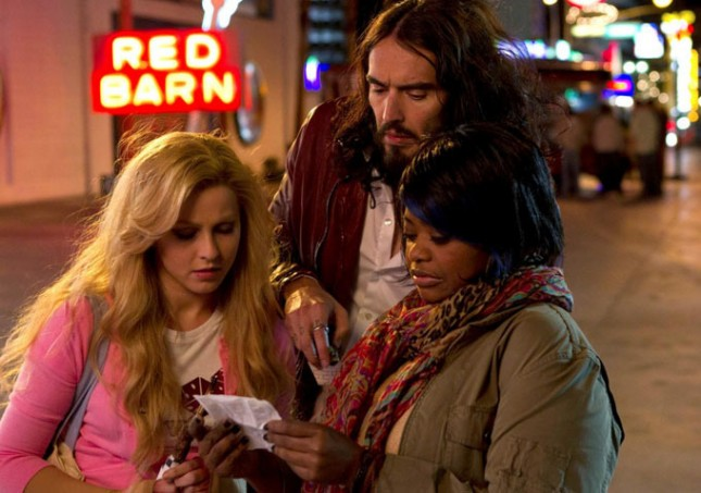 paradise julianne hough russell brand octavia spencer