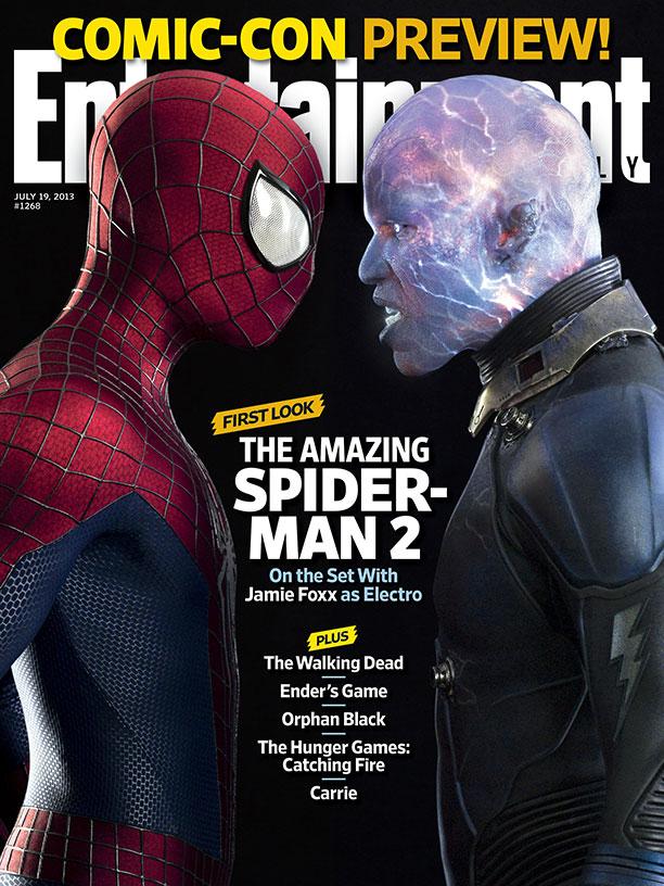electro spiderman sorprendente hombre araña 2