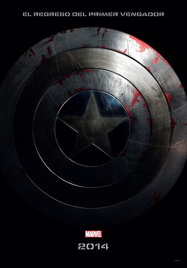 capitan america soldado del invierno teaser poster
