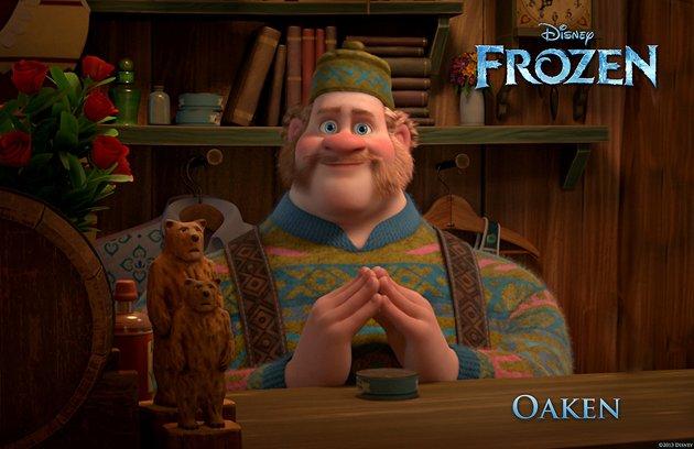 frozen oaken aventura congelada