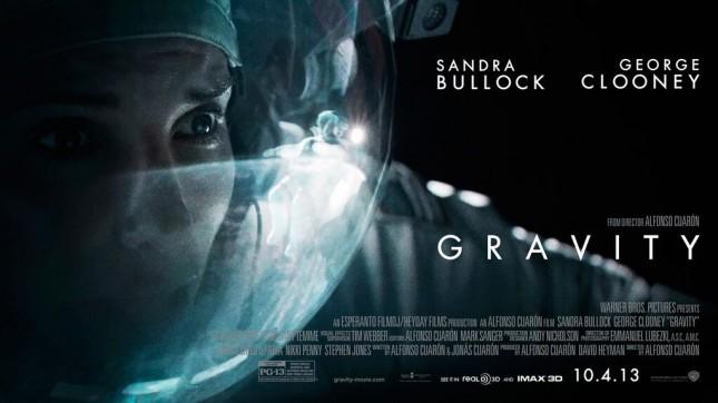 gravedad poster