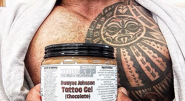hercules gel tatuaje