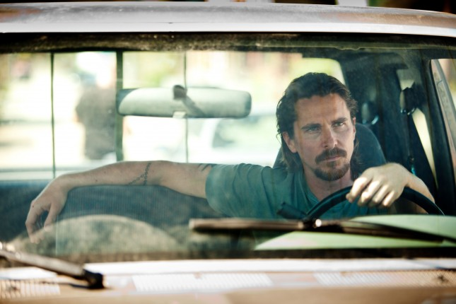 christian bale out of the furnance