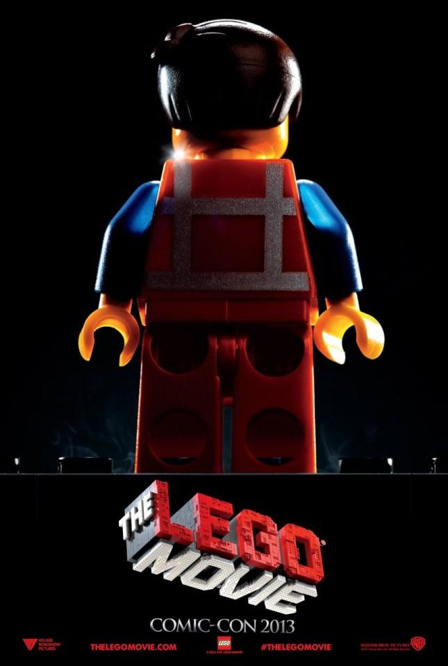lego pelicula poster emmet