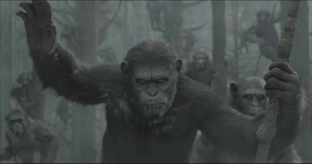planeta de los simios 2 caesar dawn planet apes