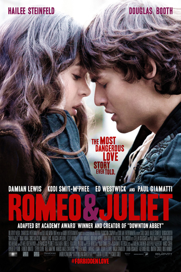 romeo julieta 2013 poster