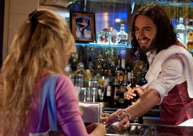 russell brand paradise