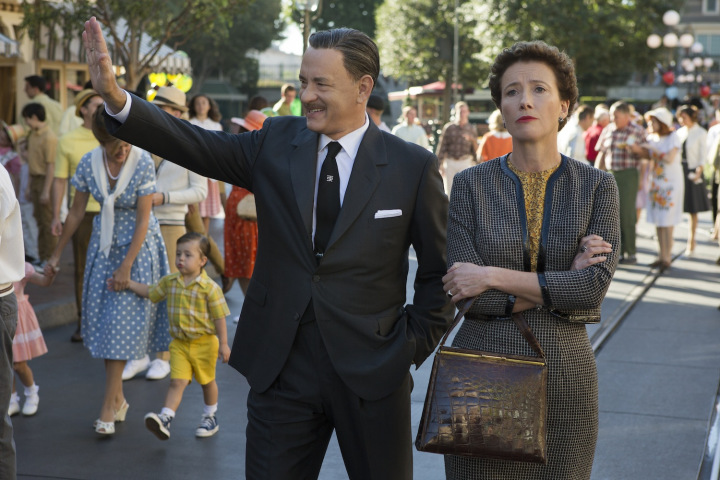 saving mr banks tom hanks y emma thompson