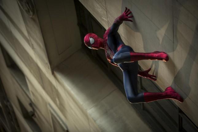 sorprendente hombre araña 2