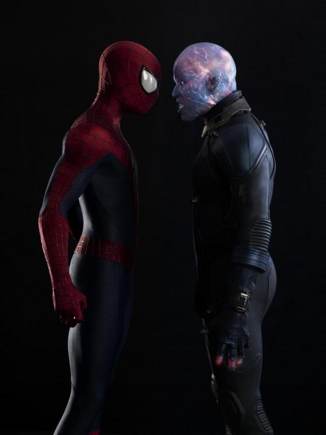 sorprendente hombre araña 2 electro
