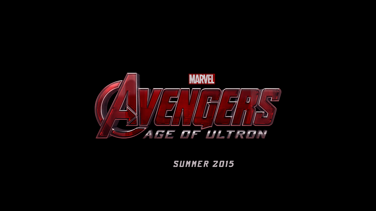 the avengers 2 age of ultron logo