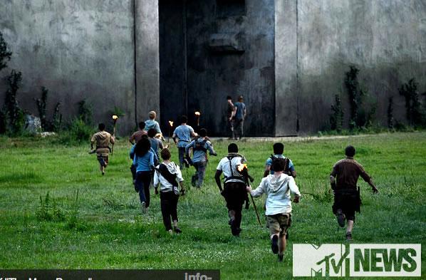 maze runner pelicula