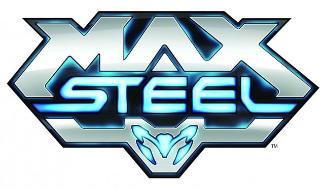 max steel logo