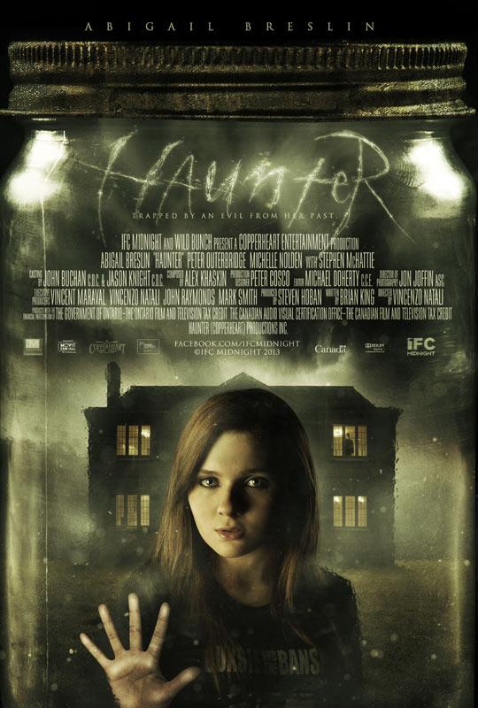haunter poster