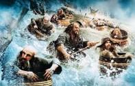 enanos en barriles el hobbit desolacion de smaug