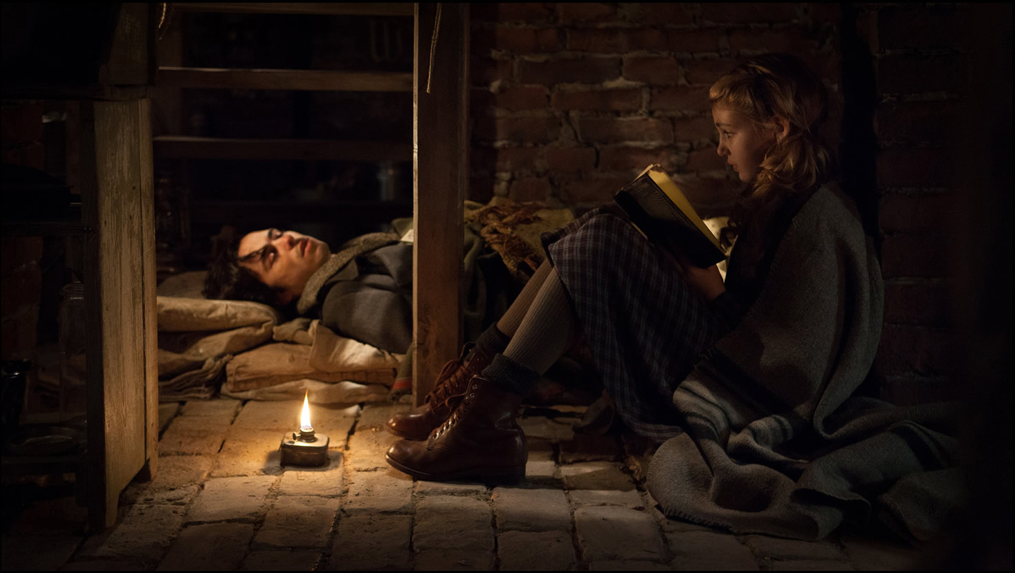 the book thief pelicula
