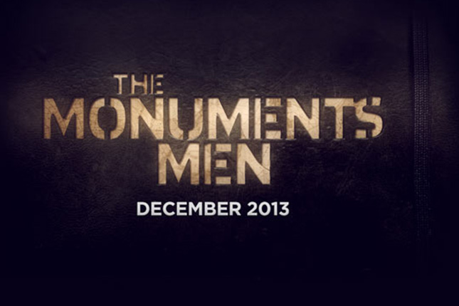 monuments men logo