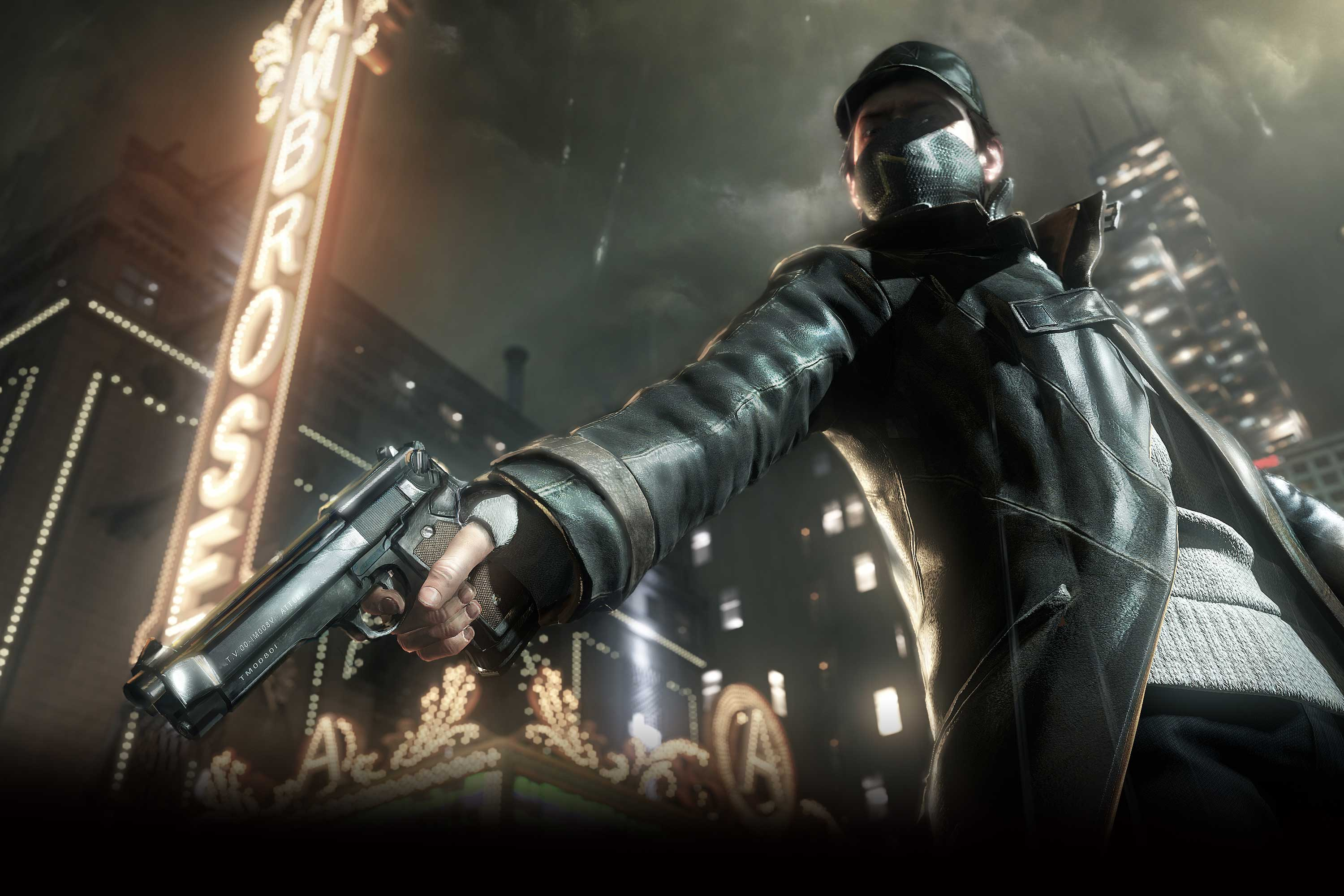 watch dogs aiden wallpaper