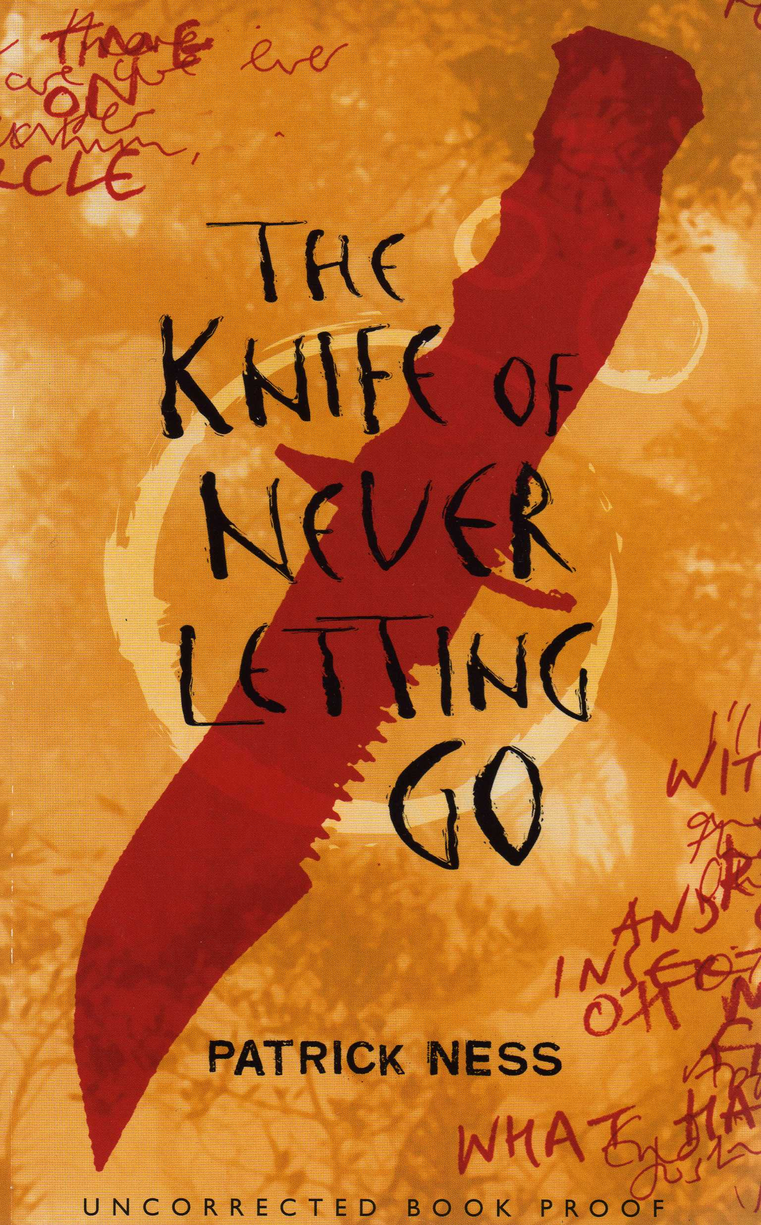 chaos walking the knife of never letting go