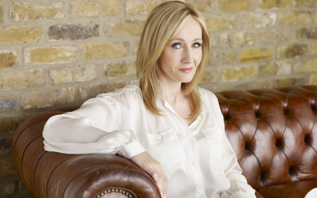 la bruja mayor jk rowling