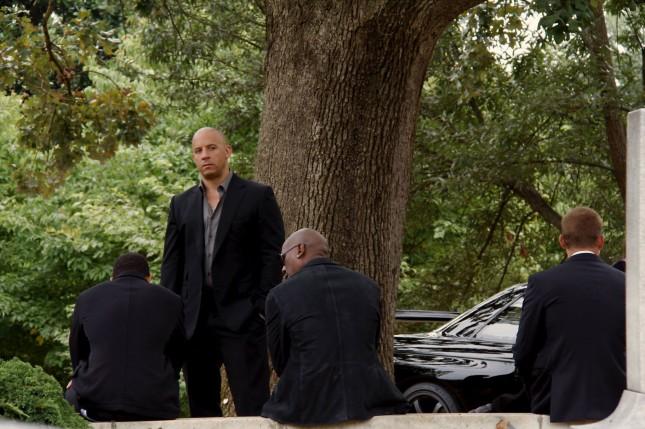 funeral rapidos y furiosos 7 vin diesel