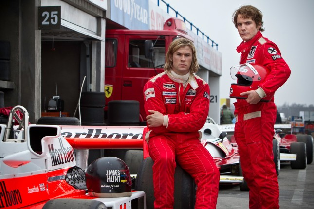 rush pasion y gloria chris hemsworth daniel bruhl
