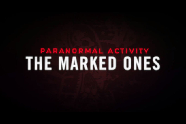 paranormal activity marked ones