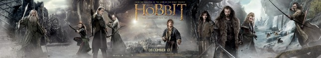 banner hobbit desolacion de smaug