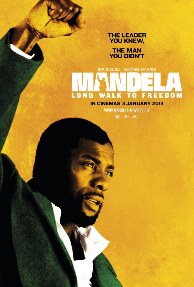 mandela long walk to freedom poster idris elba