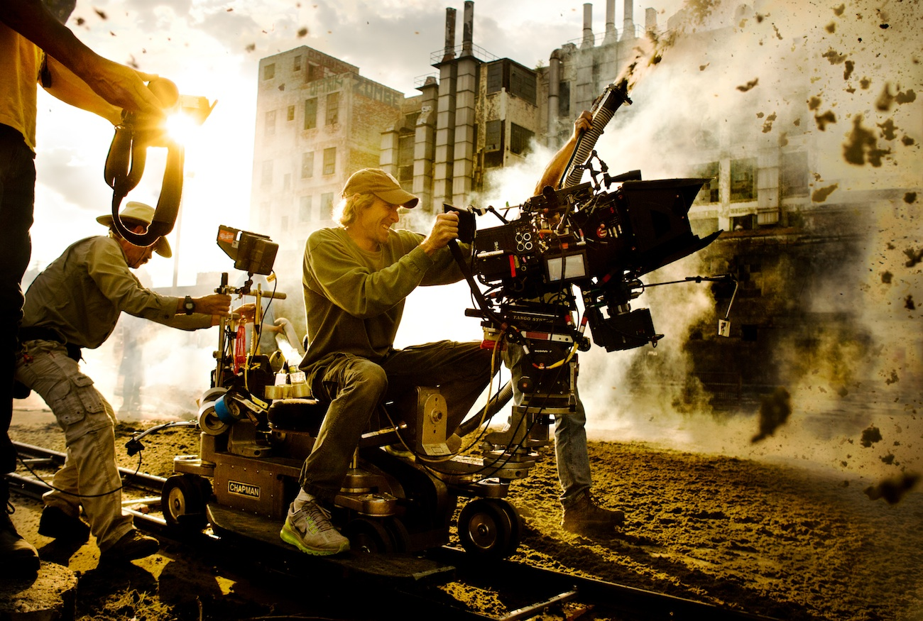 michael bay bayhem