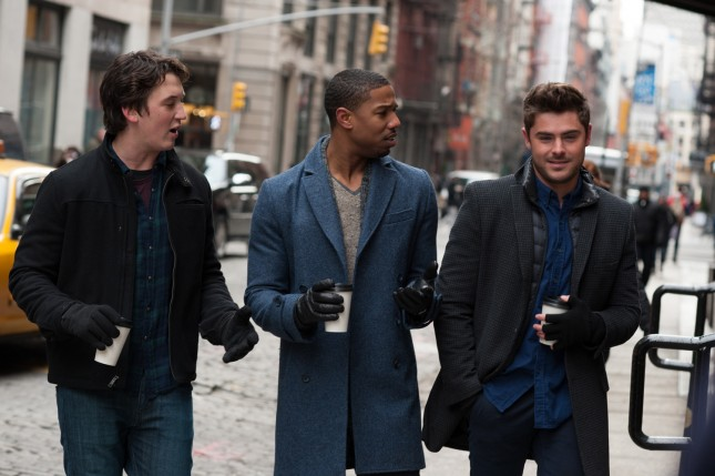 miles teller michael b jordan y zac efron that awkward moment