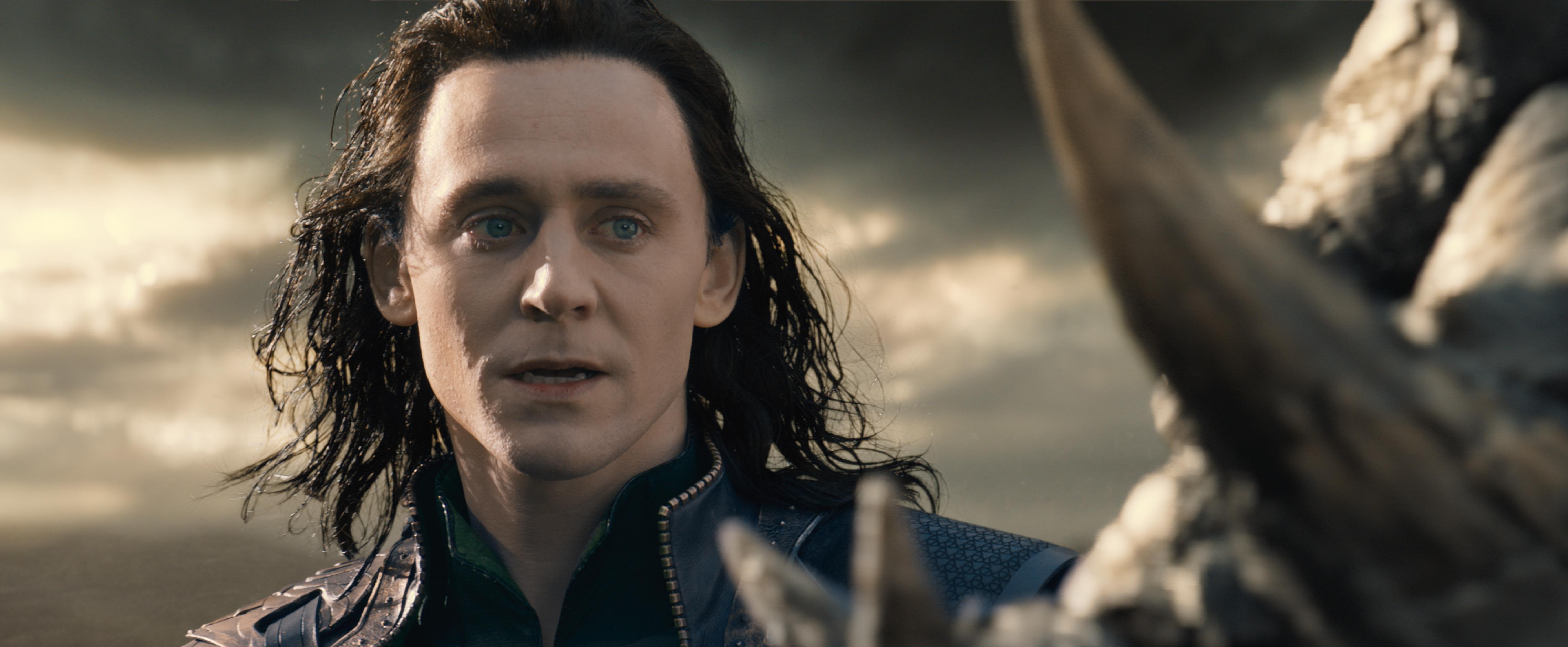 loki tom hiddleston thor un mundo oscuro