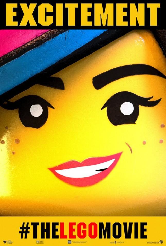 wyldstyle  la gran aventura lego