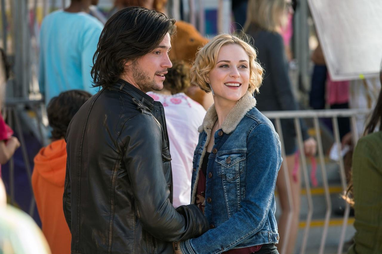 10 Things I Hate About Life Evan Rachel Wood y Thomas McDonell