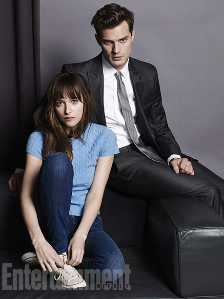 cincuenta sombras de grey dakota johnson jamie dornan pelicula