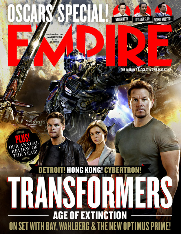 optimus prime transformers portada empire