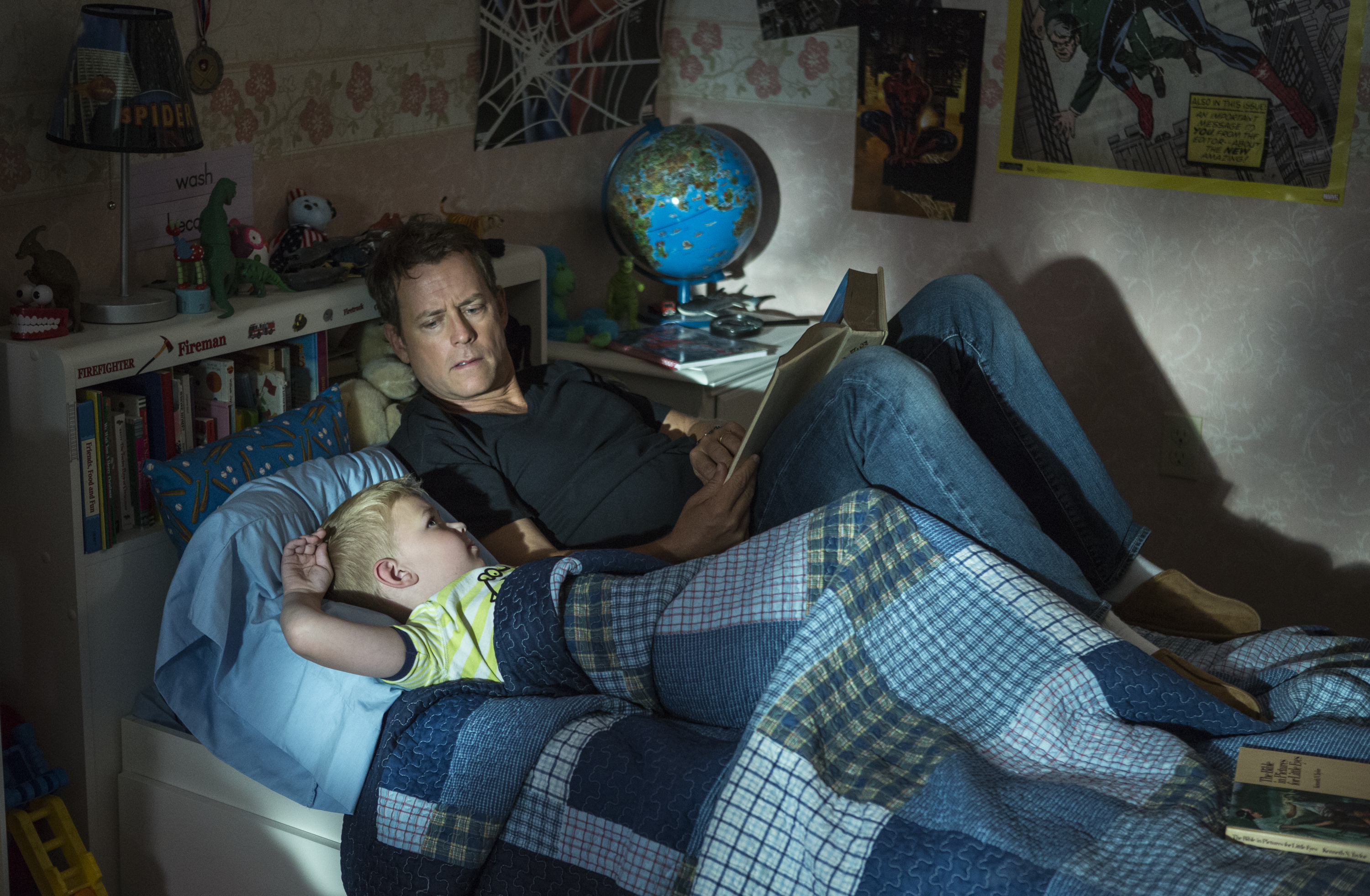 heaven is for real greg kinnear connor corum