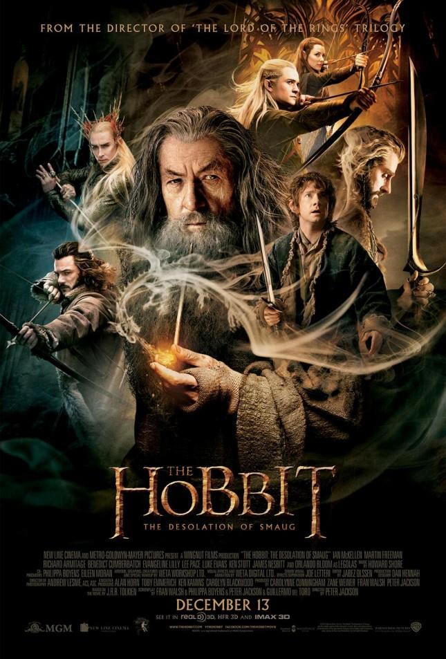 personajes el hobbit desolacion de smaug