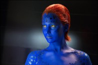 jennifer lawrence mystique x men dias futuro pasado
