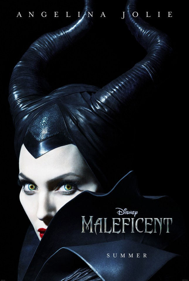 malefica poster oficial