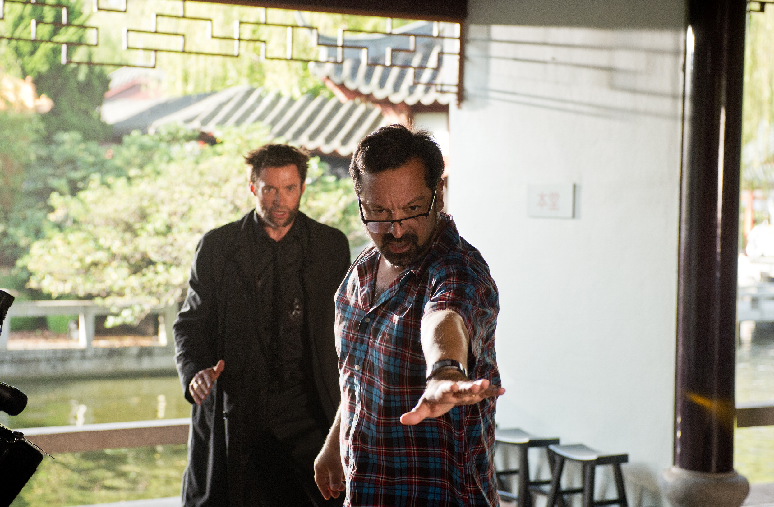 wolverine inmortal james mangold hugh jackman