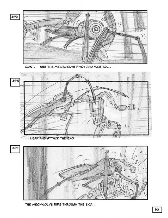 robopocalypse storyboard 1
