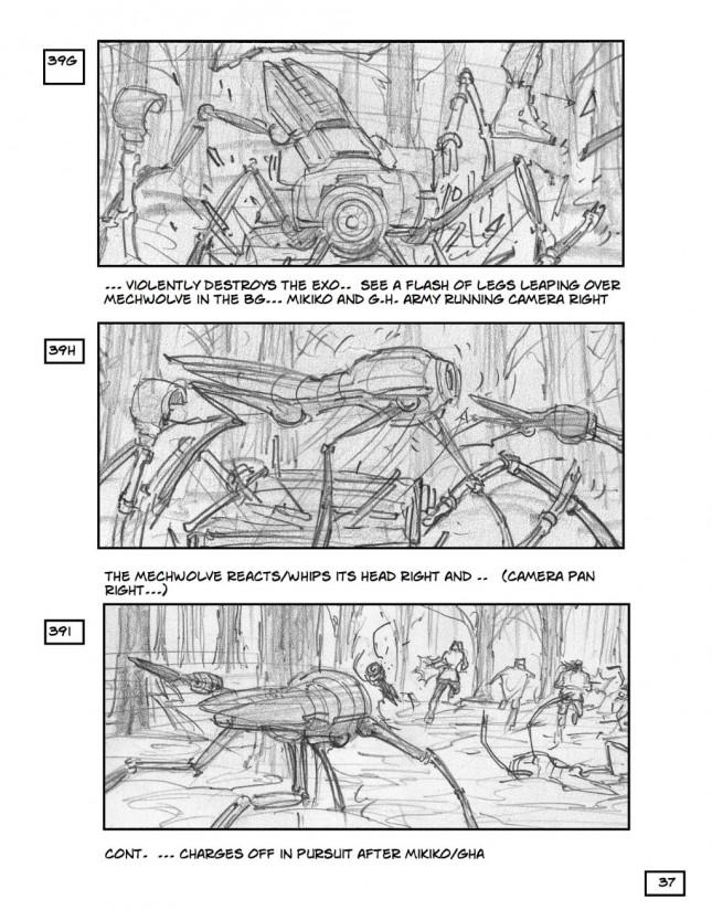 robopocalypse storyboard 2