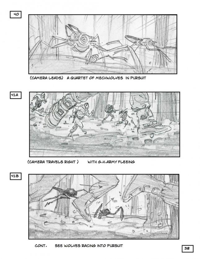 robopocalypse storyboard 3