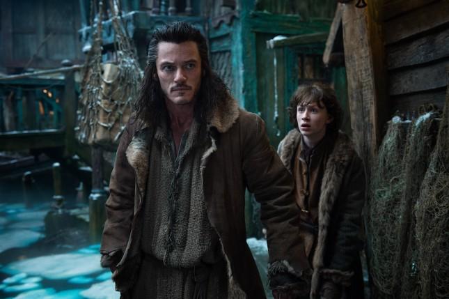 hobbit desolacion de smaug bardo luke evans