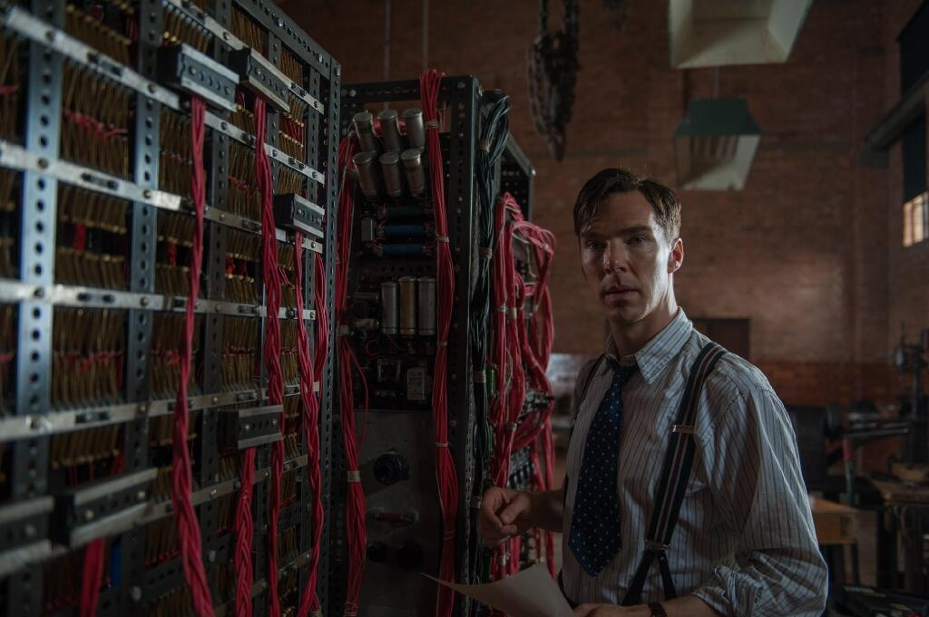 imitation game benedict cumberbatch alan turing