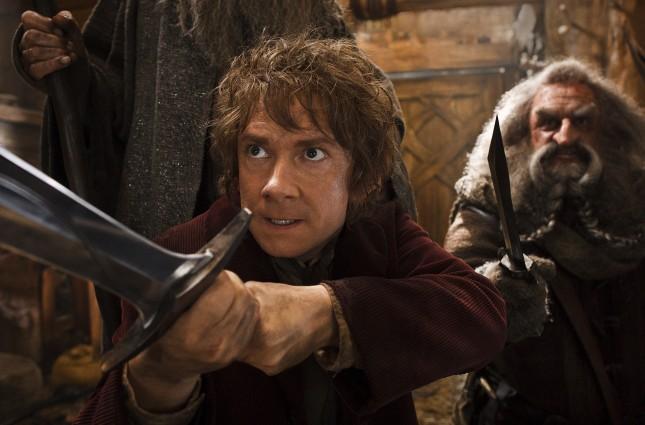hobbit desolacion de smaug bilbo bolsón martin freeman