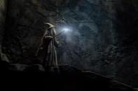 hobbit desolacion de smaug gandalf ian mckellen