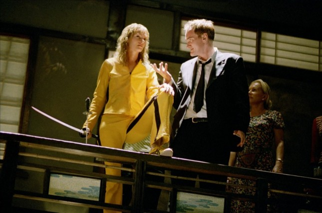 kill bill uma thurman quentin tarantino