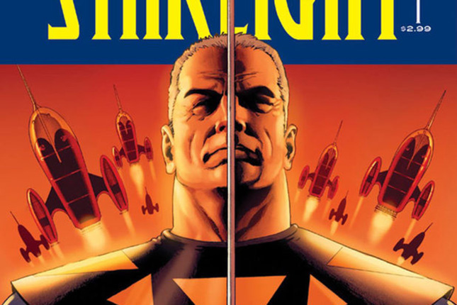 starlight mark millar